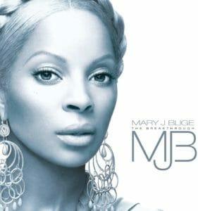9位 Mary J. Blige「MJB Da MVP」(アルバム:The Breakthrough)