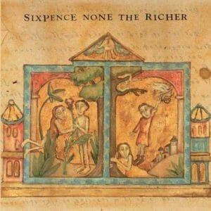 2位 Sixpence None The Richer「Kiss Me」(アルバム:Sixpence None The Richer)