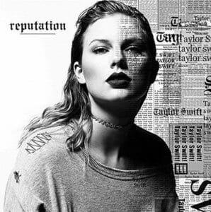 2位:Taylor Swift「New Year's Day」(アルバム:Reputation)