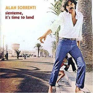 2位 Alan Sorrenti「Try to Imagine」(アルバム:Sienteme, It's Time to Land)