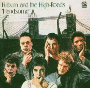 10位 Kilburn & the High Roads「Pam's Moods」(アルバム:Handsome)