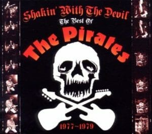 9位 The Pirates「You Can't Sit Down」(アルバム:Shakin With the Devil/Best of 1977-79)