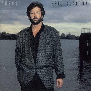 eric clapton-august