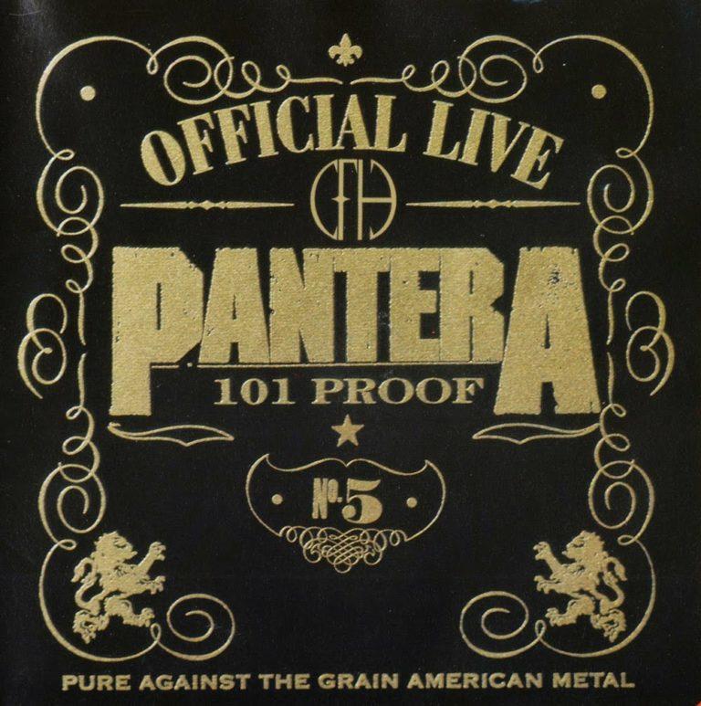 pantera-live