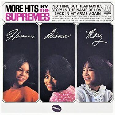 シュープリームス(The Supremes)の名曲名盤10選【代表曲・隠れた名曲】